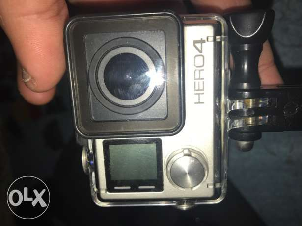 gopro h4 silver