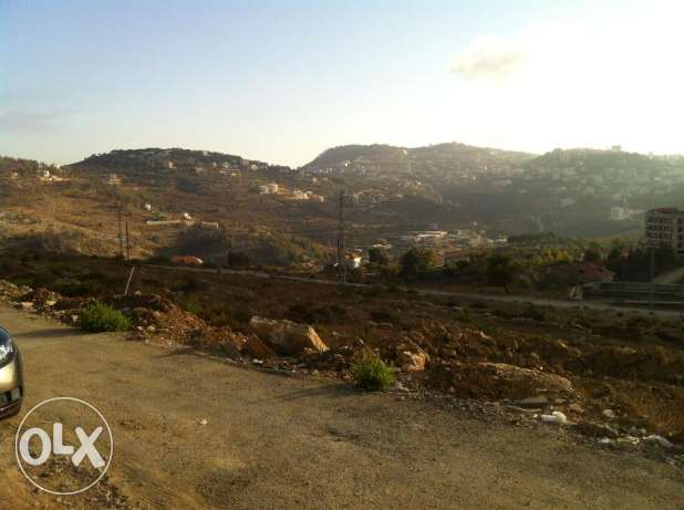 Land for sale in Souk El Gharb . سوديكو -  3
