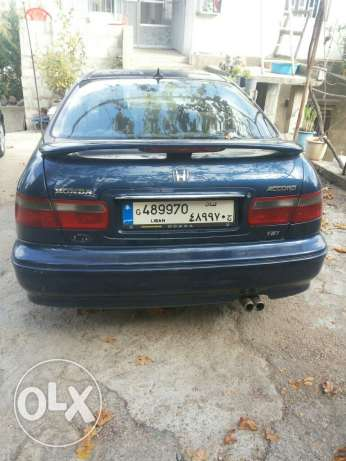 Honda accord عكار -  1
