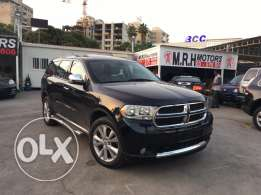 Stunning! Dodge Durango HEMI 2011 Blue Black Top of the Line!