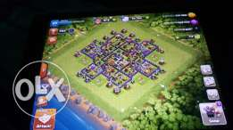 Clash of clans on APPLE