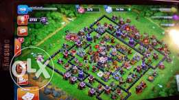 Clash of clan for sale
