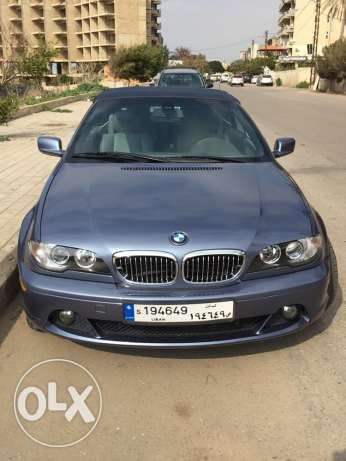 BMW325 M2005 Manual Convertable
