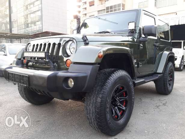 Jeep Wrangler 2009 Fresh Arrival 1 Owner Original Paint