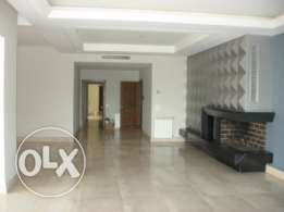 290sqm apartment +terrace for rent in Brasilia Baabda