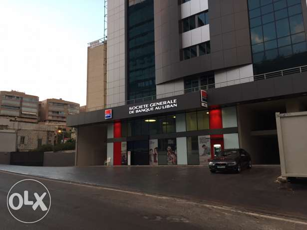 High standards, fire rated, fifteen storey building offering offices and shops. ضبيه -  8