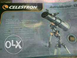 AstroMaster 130EQ-MD Telescope