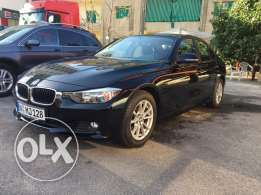 BMW 320 black 2012 from Germani