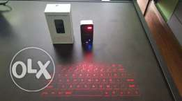 New Laser Projection Keyboard at Mr.CALL