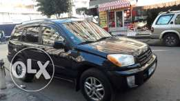 Rav4 2001 ,(two-wheel) drive in good condition