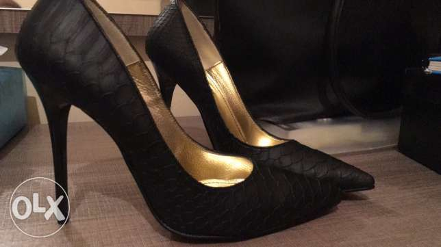 ladies shoes high heels size 38