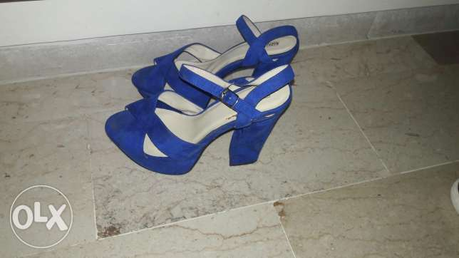 Shoes blue جبيل -  1