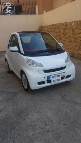 Smart Fortwo passion 2011 automatic