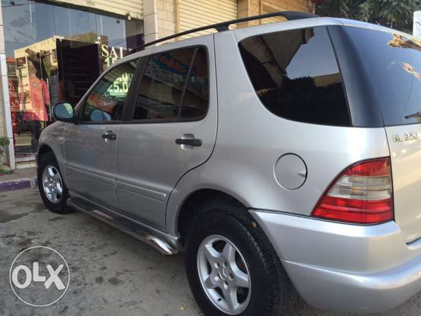 mercedes ML 320 for sale كسارة -  2