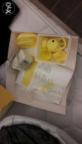 A medela electric breast pump in good condition
