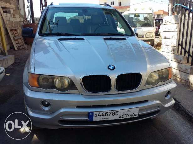 BMW X5 very clean عاليه -  2