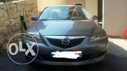 Mazda 6 model 2005 location in zouk mosbeh adonis