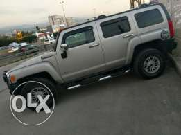 Hummer h3 as new fully loaded