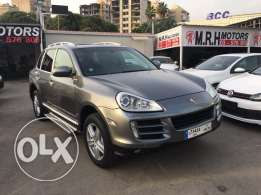 Porsche Cayenne S 2004 Gray Upgraded with Facelift in Good Condition!