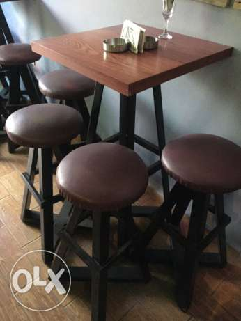 high chairs for bar