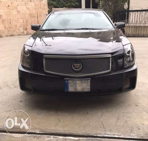 Cadillac CTS Limited 3.6L