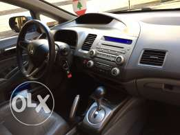 Civic 2009 - Full option, Lebanese Origin