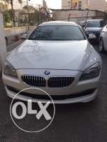 BMW 640 grand coupe 2013