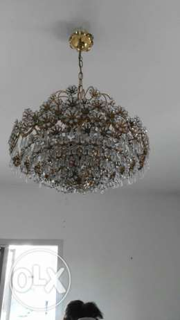 Chandelier..2 sizes left