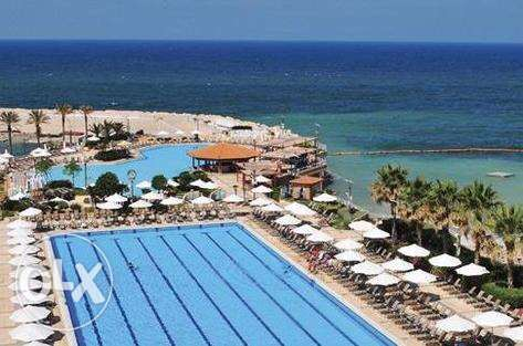 seasonal access to movenpick rawcher 5 stars resort