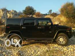 Hummer H2 2004 supper clean