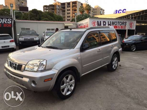 Nissan Xtrail 2005 Fully Loaded in Good Condition! بوشرية -  2