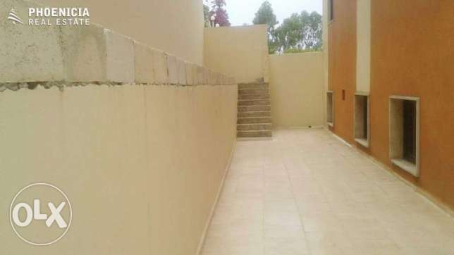 Gherfine-140sqm+80 sqm terrace-$600/Month|PLS23147