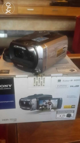 Camcorder sony 3D 999$