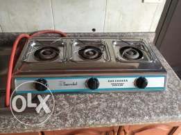 Gas Cooker - SuperChef Brand - High Efficiency- Super Flame