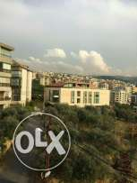 For sale an apartment at Mansourieh