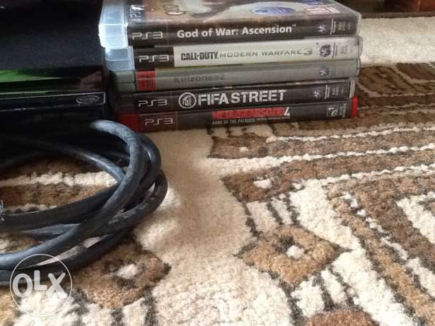 ps3 slim in a good condition