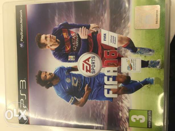 fifa 2016 for ps3 arabic