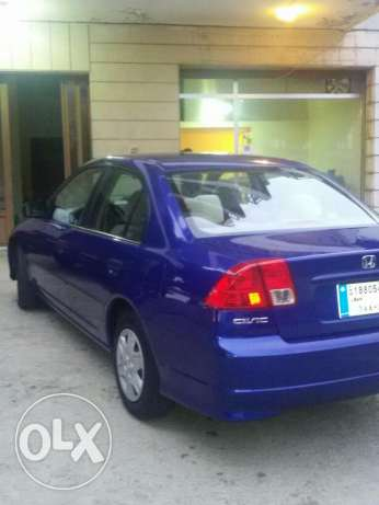 Honda civic 2004 كسروان -  7
