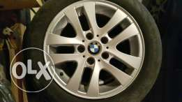 Rims and tires e90.