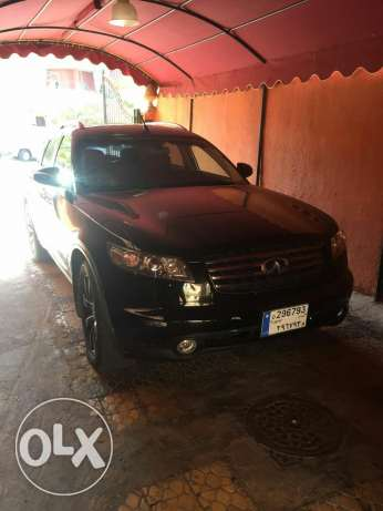 Infiniti fx 35 technology model 2005 for sale برج البراجنة -  4