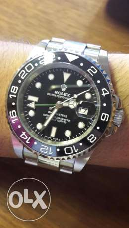 Rolex GMT master 2 automatic