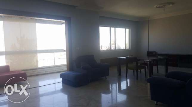 Semi-Furnished Apartment for Rent in Biyada