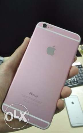 iphone 6s pink gold 64GB