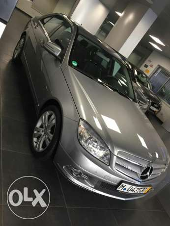 Mercedes benz c180 avantgarde model 2011 رياض الصلح -  2