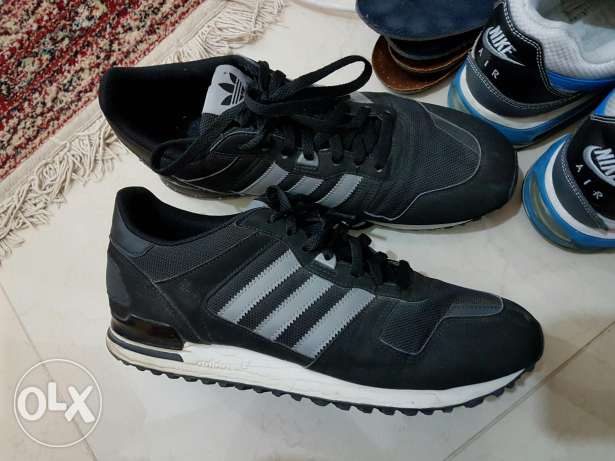 Adidas men shoes snickers black