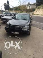 Car Mercedes Benz 2001 kher2a 8 cilender