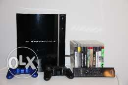 Sony Playstation 3 (combo pack)