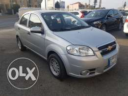 2009 chevrolet aveo 4cyl automatic