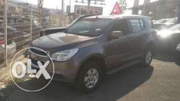 Chevrolet trail blazer 2013 full 46000 km 7 seats
