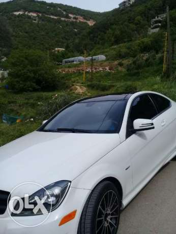 C250 coupe 2012